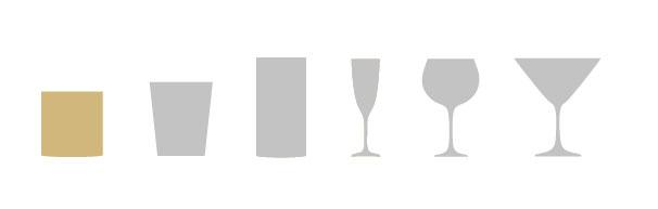 tipo de vaso