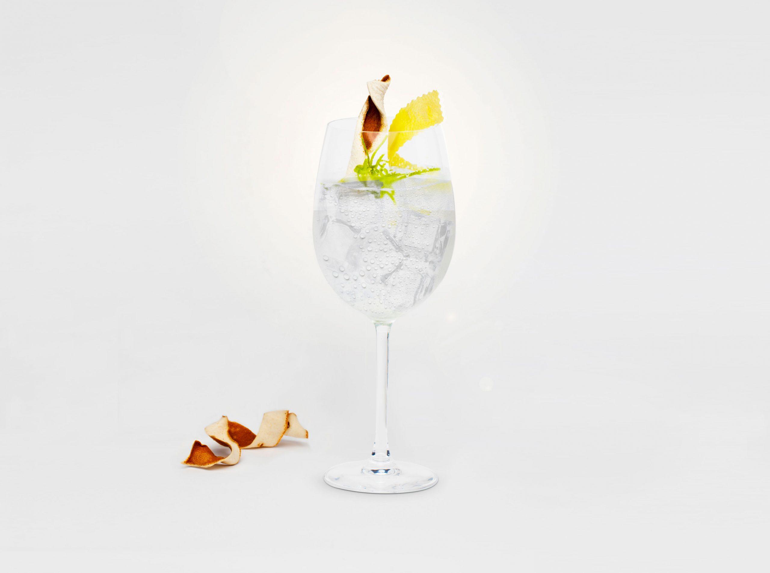 Cocktail Inspiración Naranja